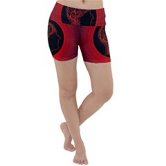Artificial Intelligence Brain Think Lightweight Velour Yoga Shorts