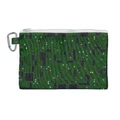 Board Conductors Circuits Canvas Cosmetic Bag (large) by Samandel