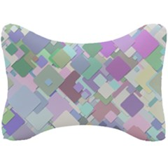 Colorful Background Multicolored Seat Head Rest Cushion