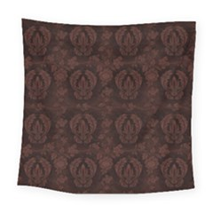 Leather 1568432 1920 Square Tapestry (large) by vintage2030
