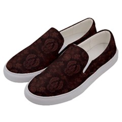 Leather 1568432 1920 Men s Canvas Slip Ons by vintage2030