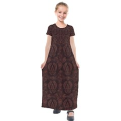 Leather 1568432 1920 Kids  Short Sleeve Maxi Dress by vintage2030