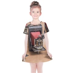Camera 1149767 1920 Kids  Simple Cotton Dress by vintage2030