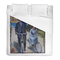 Bicycle 1763283 1280 Duvet Cover (full/ Double Size) by vintage2030