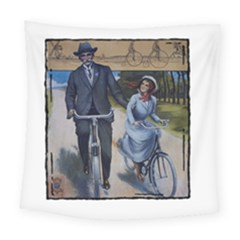 Bicycle 1763283 1280 Square Tapestry (large) by vintage2030