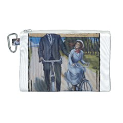 Bicycle 1763283 1280 Canvas Cosmetic Bag (large) by vintage2030