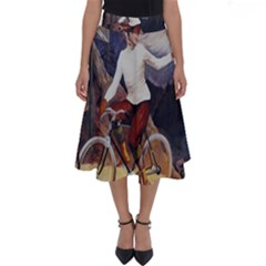Bicycle 1763235 1280 Perfect Length Midi Skirt