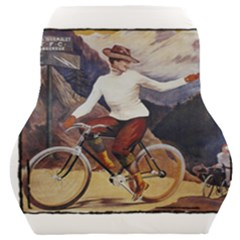 Bicycle 1763235 1280 Car Seat Back Cushion  by vintage2030