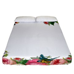 Flower 1770191 1920 Fitted Sheet (california King Size)