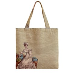 Background 1775324 1920 Zipper Grocery Tote Bag by vintage2030