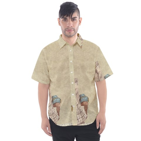 Background 1775324 1920 Men s Short Sleeve Shirt by vintage2030