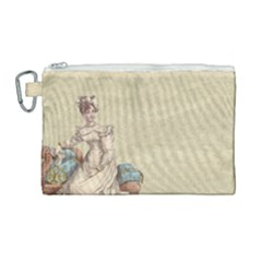Background 1775324 1920 Canvas Cosmetic Bag (large) by vintage2030