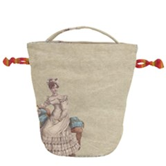 Background 1775324 1920 Drawstring Bucket Bag by vintage2030