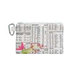 Background 1770129 1920 Canvas Cosmetic Bag (small) by vintage2030