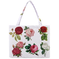 Roses 1770165 1920 Mini Tote Bag by vintage2030