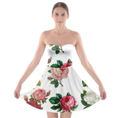Roses 1770165 1920 Strapless Bra Top Dress by vintage2030