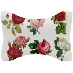 Roses 1770165 1920 Seat Head Rest Cushion by vintage2030
