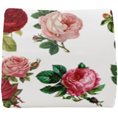 Roses 1770165 1920 Seat Cushion by vintage2030