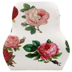 Roses 1770165 1920 Car Seat Back Cushion  by vintage2030