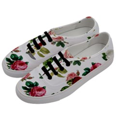 Roses 1770165 1920 Men s Classic Low Top Sneakers by vintage2030