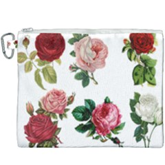 Roses 1770165 1920 Canvas Cosmetic Bag (xxxl) by vintage2030