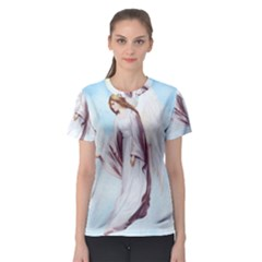 Background 1660365 1920 Women s Sport Mesh Tee