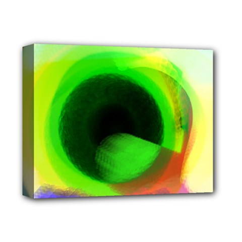 Twenty Two 22 Deluxe Canvas 14  X 11  (stretched) by 5dwizard