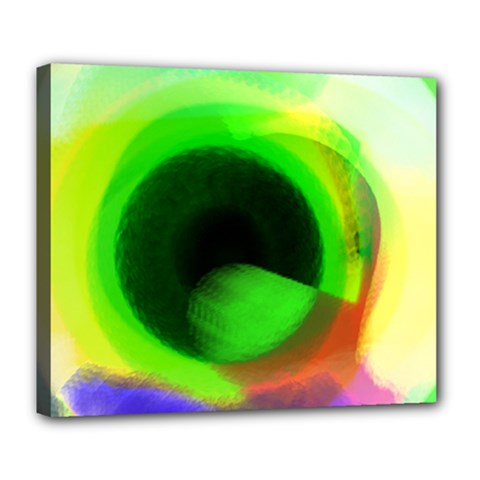 Twenty Two 22 Deluxe Canvas 24  X 20  (stretched) by 5dwizard