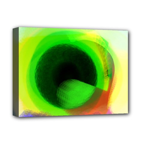 Twenty Two 22 Deluxe Canvas 16  X 12  (stretched)  by 5dwizard
