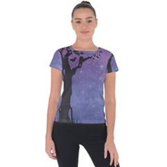 Silhouette 1131861 1920 Short Sleeve Sports Top