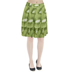 Kiwis Pleated Skirt