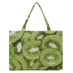 Kiwis Zipper Medium Tote Bag by snowwhitegirl