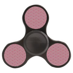 Retro Red Pattern Finger Spinner by snowwhitegirl