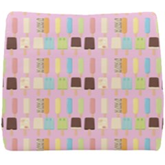 Candy Popsicles Pink Seat Cushion by snowwhitegirl