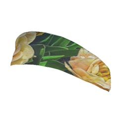 Early Summer Flowers Stretchable Headband by bloomingvinedesign