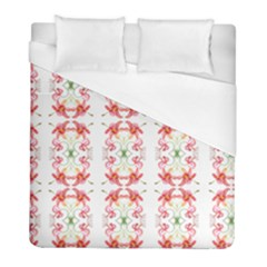 Tigerlily Duvet Cover (full/ Double Size)