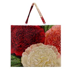 Flowers 1776584 1920 Zipper Large Tote Bag by vintage2030