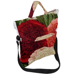 Flowers 1776584 1920 Fold Over Handle Tote Bag