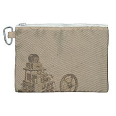 Camera Old Canvas Cosmetic Bag (xl) by vintage2030