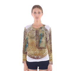 Tag 1763336 1280 Women s Long Sleeve Tee by vintage2030