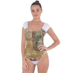 Tag 1763336 1280 Short Sleeve Leotard  by vintage2030