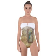 Tag 1763336 1280 Tie Back One Piece Swimsuit