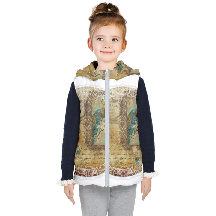 Tag 1763336 1280 Kid s Hooded Puffer Vest