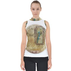 Tag 1763336 1280 Mock Neck Shell Top
