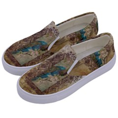 Tag 1763336 1280 Kids  Canvas Slip Ons