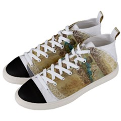 Tag 1763336 1280 Men s Mid-Top Canvas Sneakers