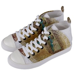 Tag 1763336 1280 Women s Mid-Top Canvas Sneakers