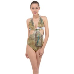 Tag 1763336 1280 Halter Front Plunge Swimsuit