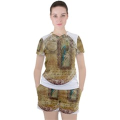 Tag 1763336 1280 Women s Tee and Shorts Set
