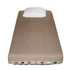 Background 1706649 1920 Fitted Sheet (single Size)